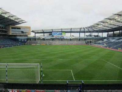 Children's Mercy Park, section: 119, row: 11, seat: 12