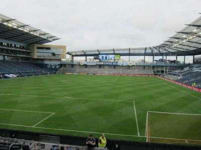 Children's Mercy Park, section: 120, row: 12, seat: 09