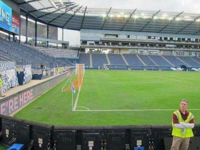 Children's Mercy Park, section: 125, row: 04, seat: 08