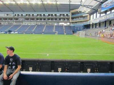 Children's Mercy Park, section: M3, row: 04, seat: 14