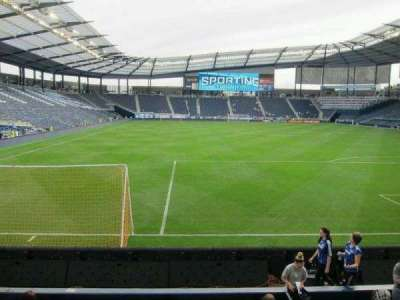 Children's Mercy Park, section: M5, row: 08, seat: 12
