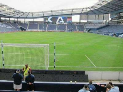 Children's Mercy Park, section: M7, row: 08, seat: 13