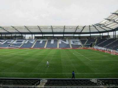 Livestrong Sporting Park, section: 134, row: 20, seat: 06