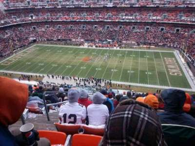 FirstEnergy Stadium, section: 510, row: 20, seat: 3