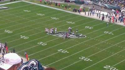 Lincoln Financial Field, section: 230, row: 12, seat: 15