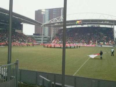 Stadion Galgenwaard, section: vak-v, row: 22, seat: 24