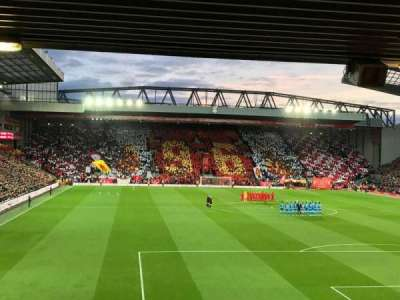 Anfield, section: 126, row: 28, seat: 152