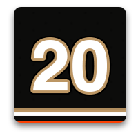 20 photos with the Anaheim Ducks at home