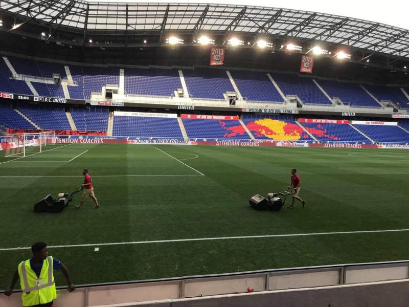 Red Bull Arena Interactive Seating Chart Wallseatco