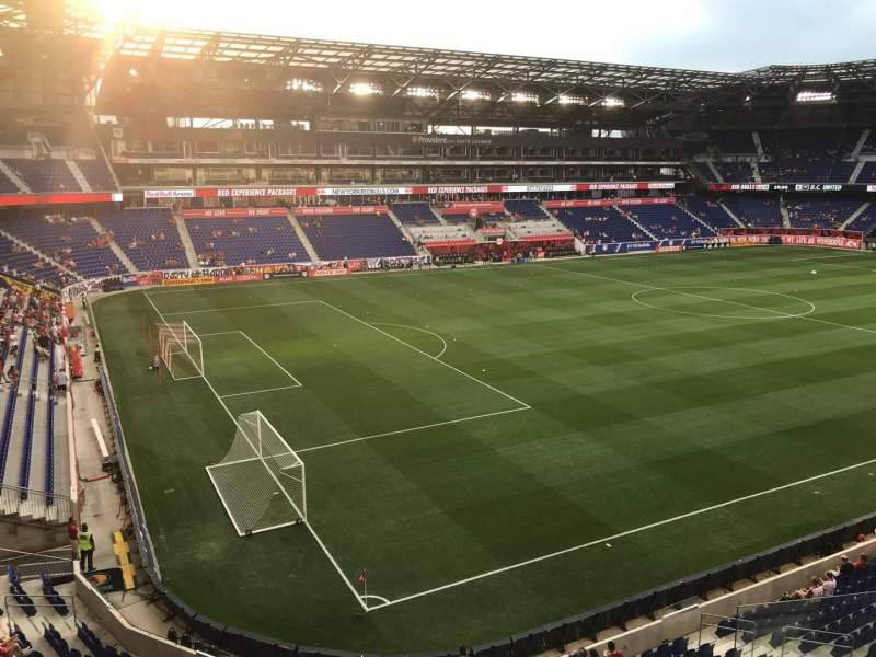Seating view for Red Bull Arena (New Jersey) Section 230 Row 5 Seat 5