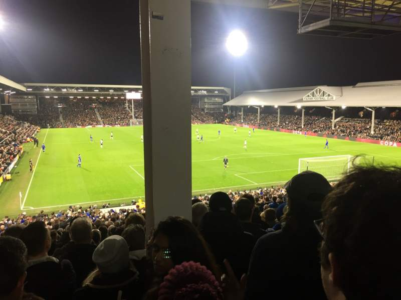 Photos Of The Fulham FC At Craven Cottage
