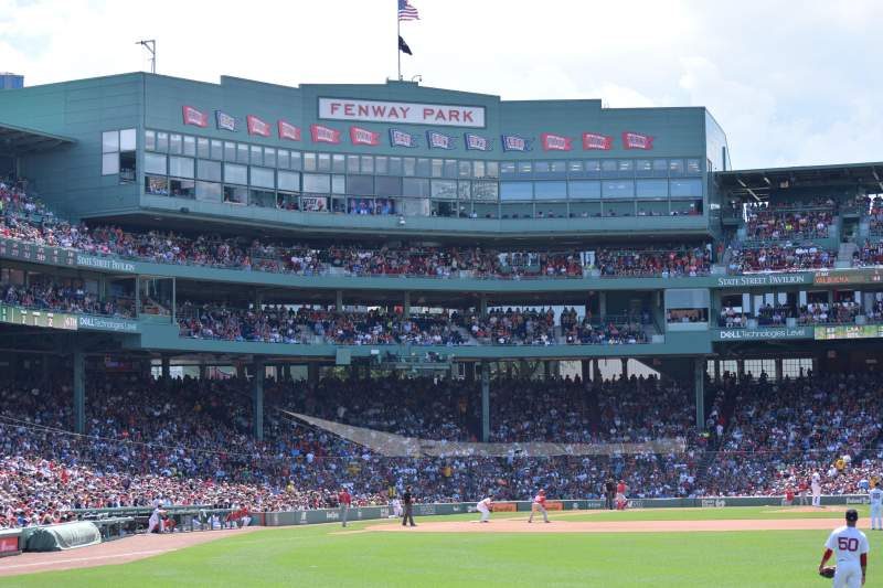 Game On Boston Fenway Boston's premier dining and ...