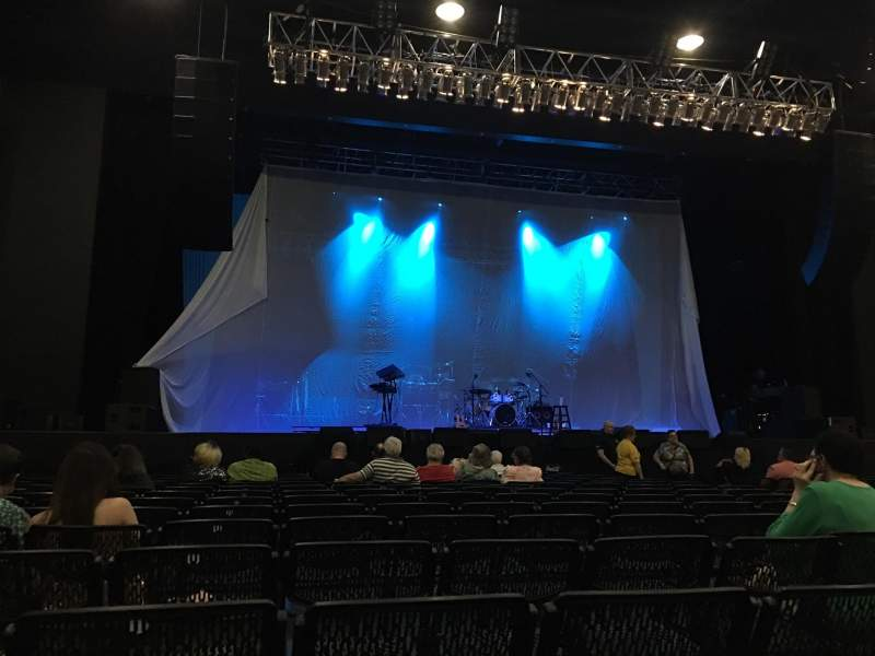 Seating view for Sands Bethlehem Event Center Section LCTR (Left Center Orch) Row 14 Seat 11
