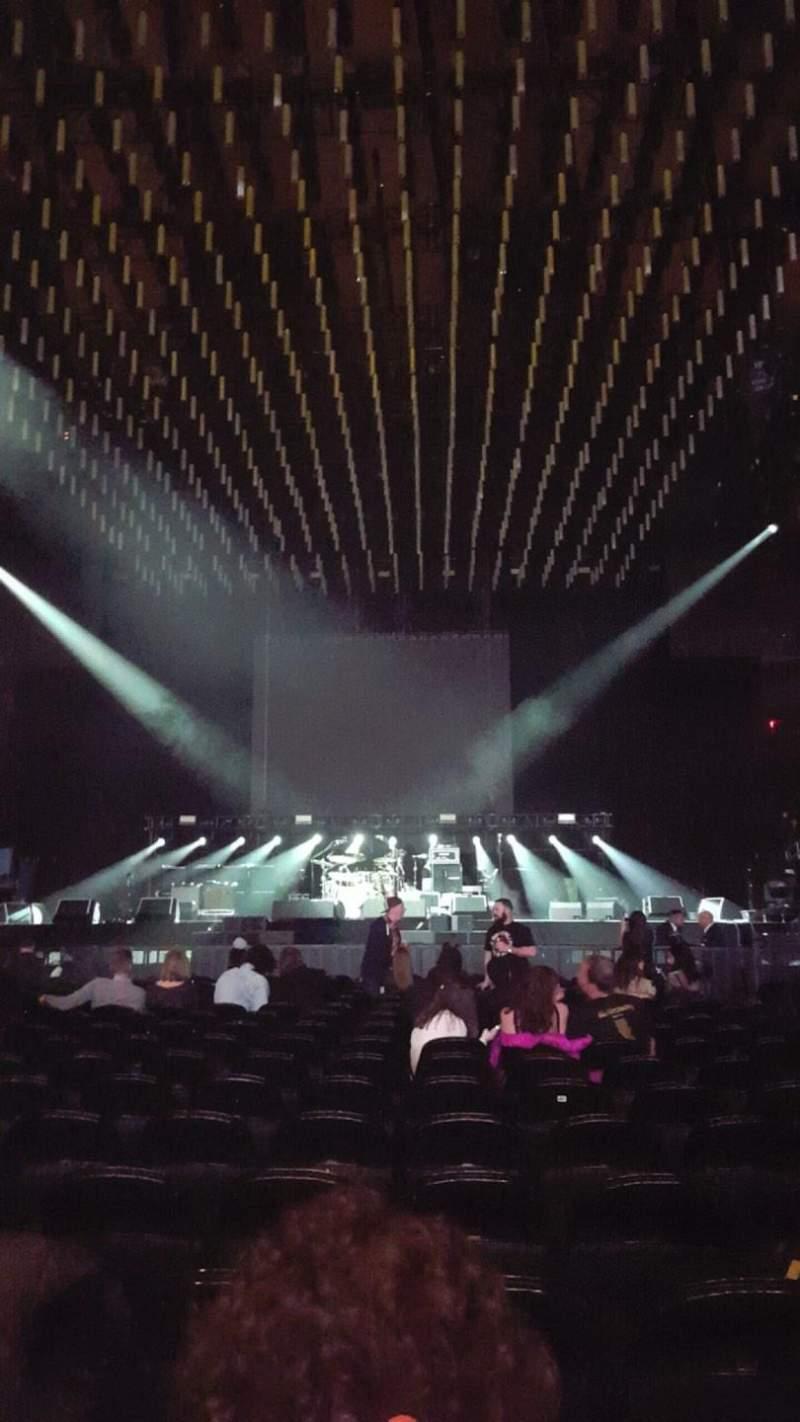 Madison Square Garden Level 1 Concert Level Home Of New York Rangers New York Knicks St