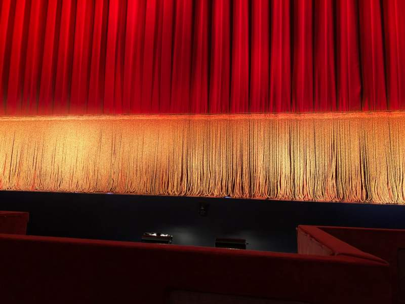 Seating view for Longacre Theatre Section Orchestra C Row B Seat 105