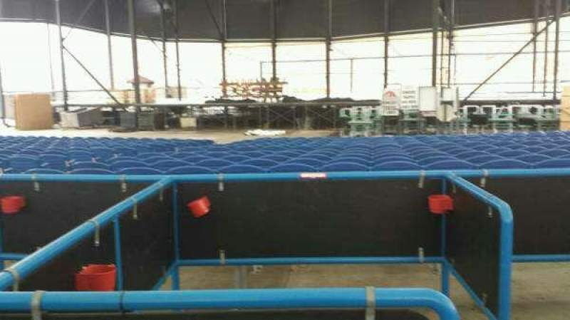 Seating view for The Pavilion at Montage Mountain Section VIP Boxes Row Box 9 Seat 1
