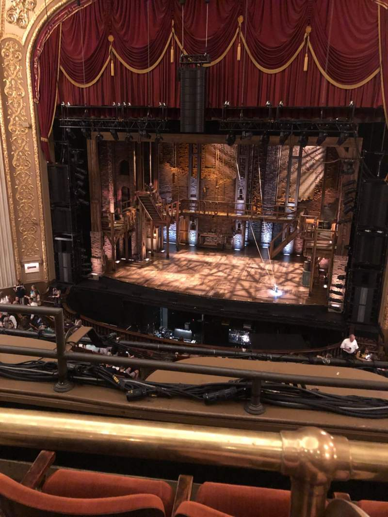 Seating view for Orpheum Theatre (Memphis) Section Box 20 Row B Seat 1