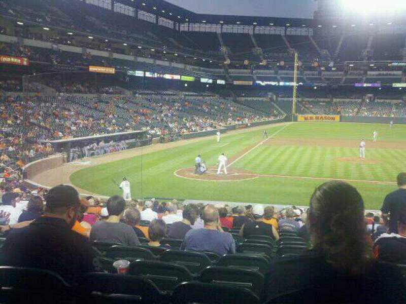 Oriole Park At Camden Yards, Section 26, Home Of Baltimore
