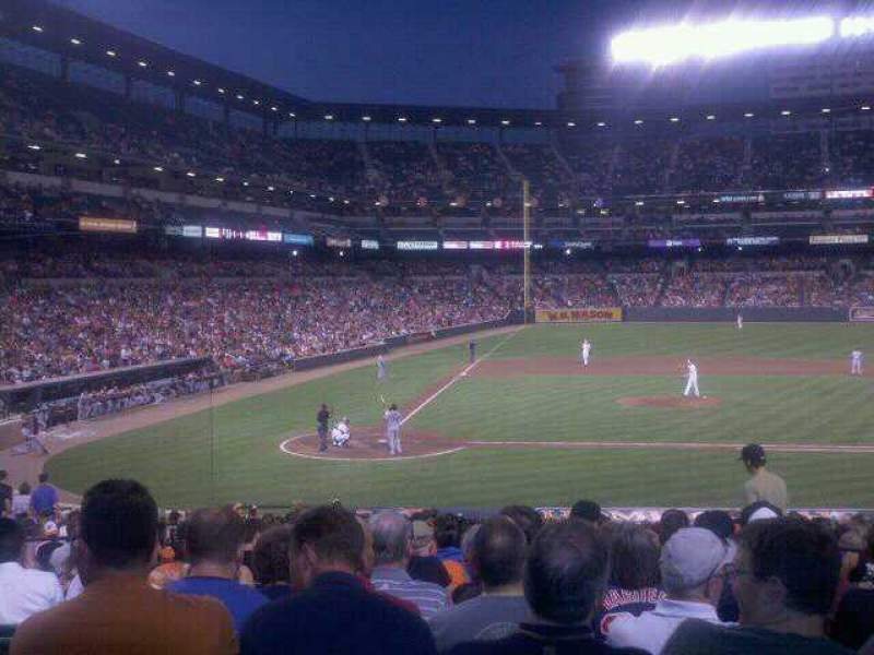 Seating view for Oriole Park at Camden Yards Section 27 Row 24 Seat 4