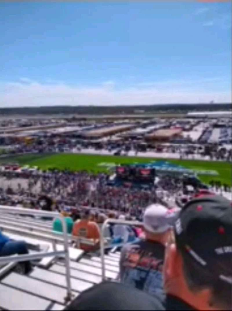 Seating view for Atlanta Motor Speedway