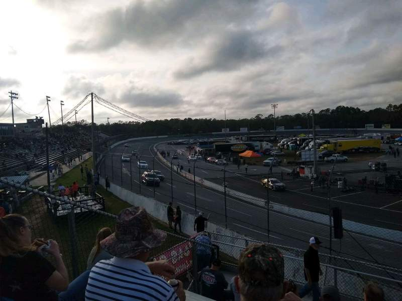 Seating view for Five Flags Speedway