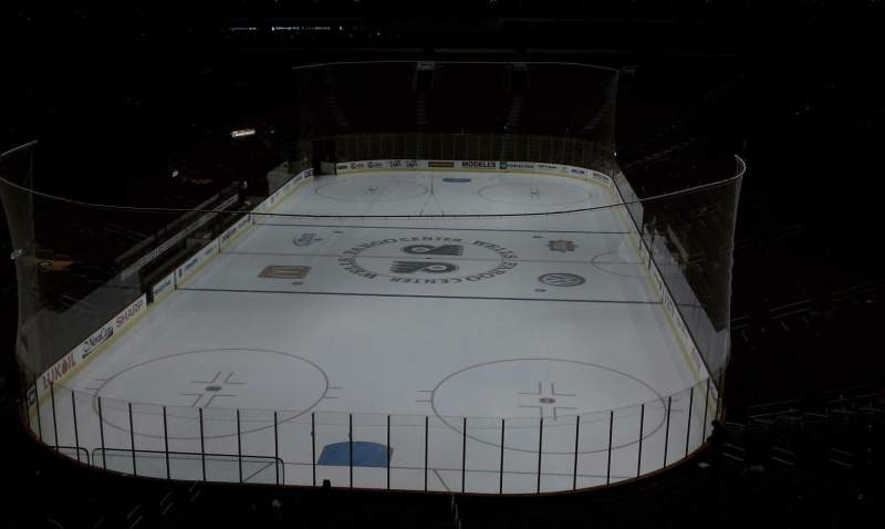 Seating view for Wells Fargo Center Section Suite 20 Seat 2