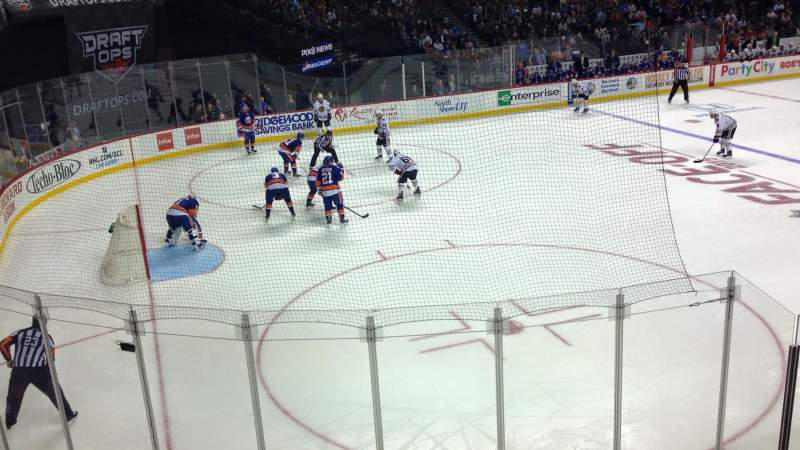 Barclays Center, section: 29, row: 18, seat: 18