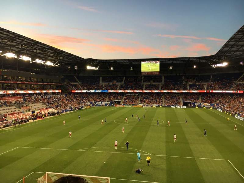 Red Bull Arena, section: 233, row: 2, seat: 32