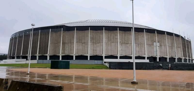 Seating view for Astrodome