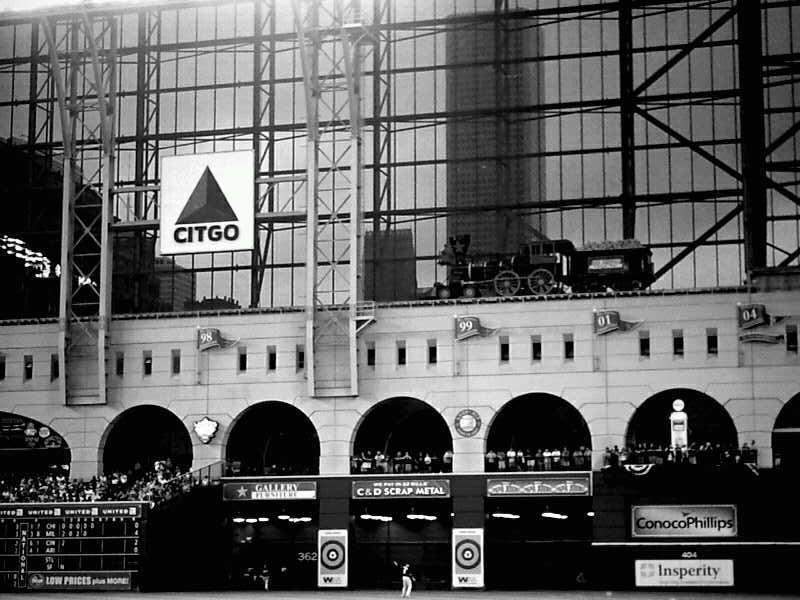 Seating view for Minute Maid Park Section 325