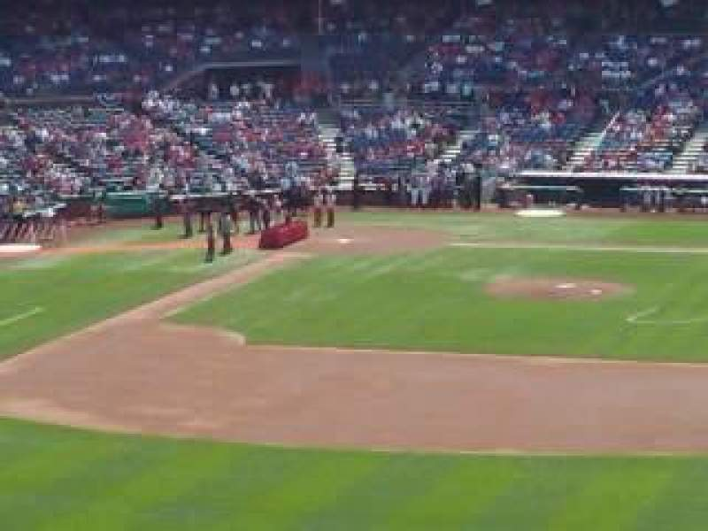 Seating view for Citizens Bank Park Section 202 Row 2 Seat 2