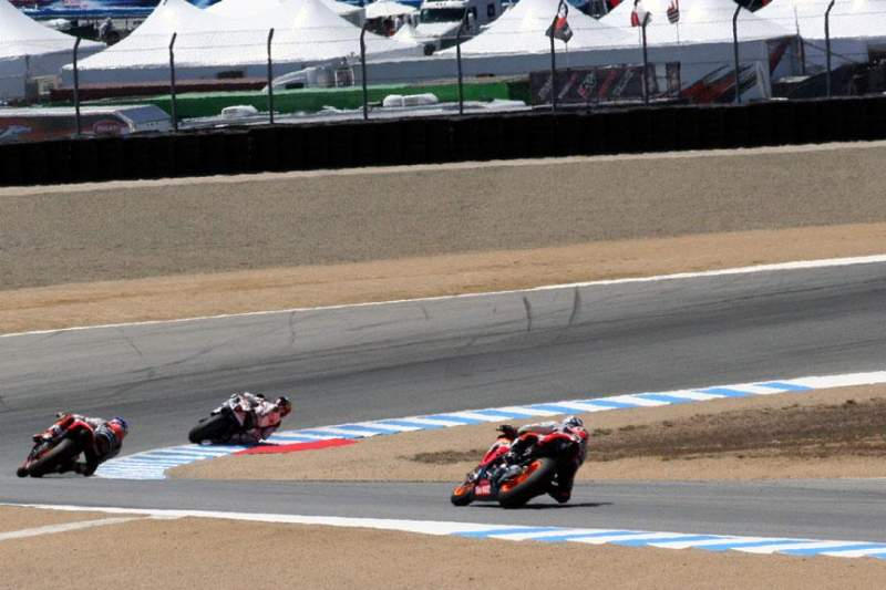 Seating view for Mazda Raceway Laguna Seca Section Turn 10
