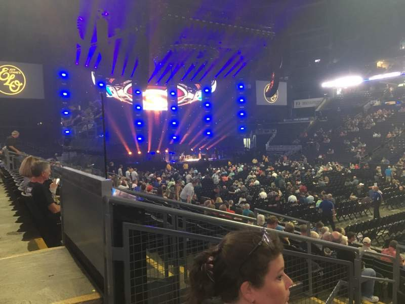 Seating view for Nationwide Arena Section 113 Row M Seat 15