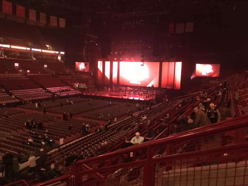 Seating view for Value City Arena Section 227 Row C Seat 1