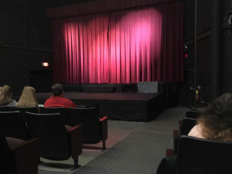 Seating view for Mid-Ohio Valley Players Theater Section GA Row 5 Seat 2