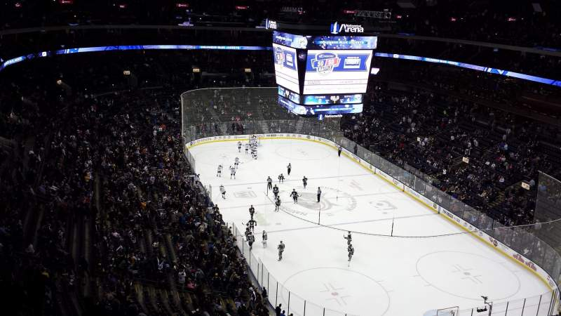 Nationwide Arena, section: 226, row: P, seat: 11