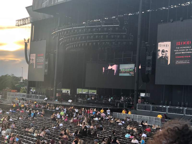 Seating view for Hershey Park Stadium Section 25 Row A Seat 26