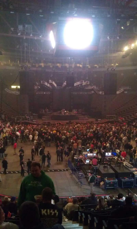 Us Bank Arena, section: 139, row: u, seat: 14