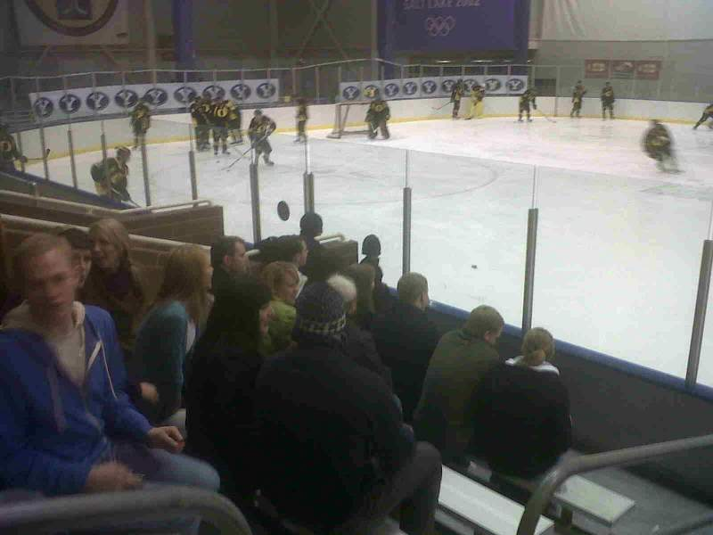 Seating view for Peaks Ice Arena