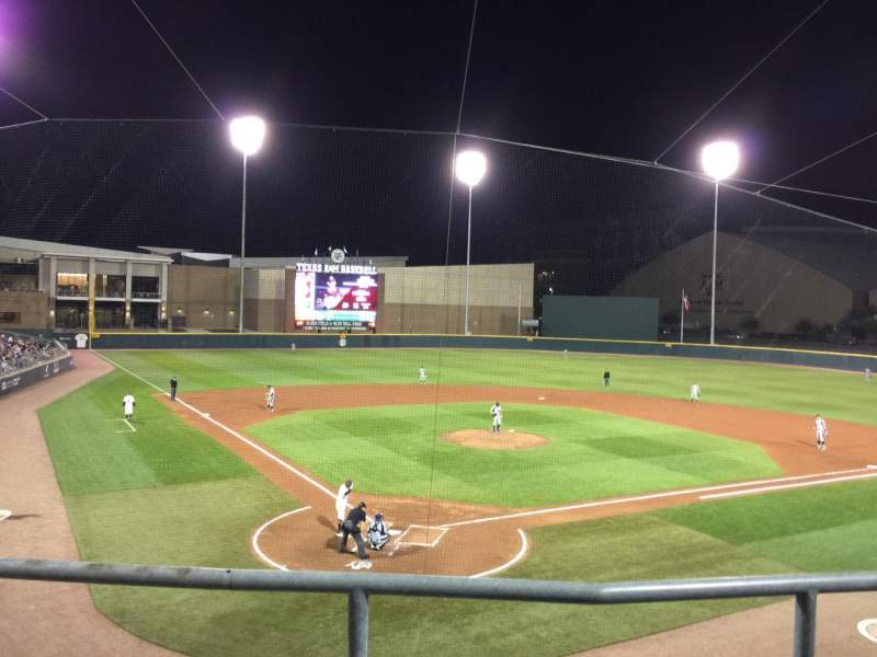 Seating view for Blue Bell Park Section 205 Row 2 Seat 15