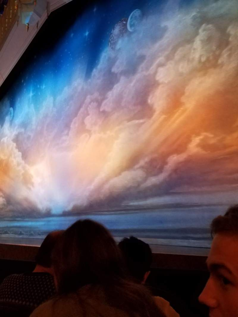 Seating view for Eugene O'Neill Theatre Section Orchestra R Row D Seat 14