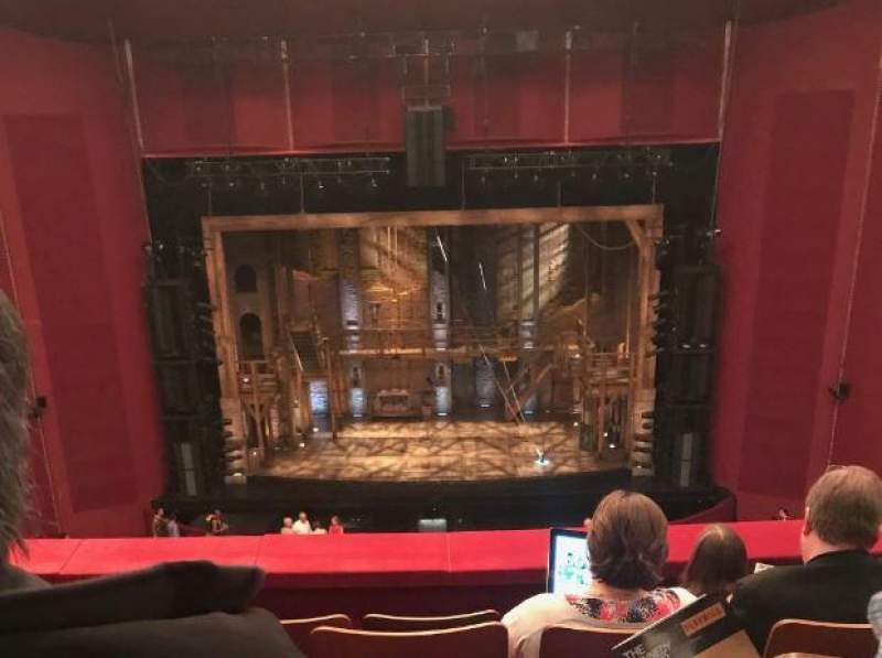 The Kennedy Center Opera House, section: Tier 1 Balcony, row: E, seat: 207
