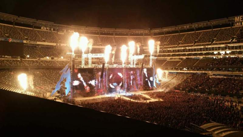 MetLife Stadium, section: 234, row: 1, seat: 16