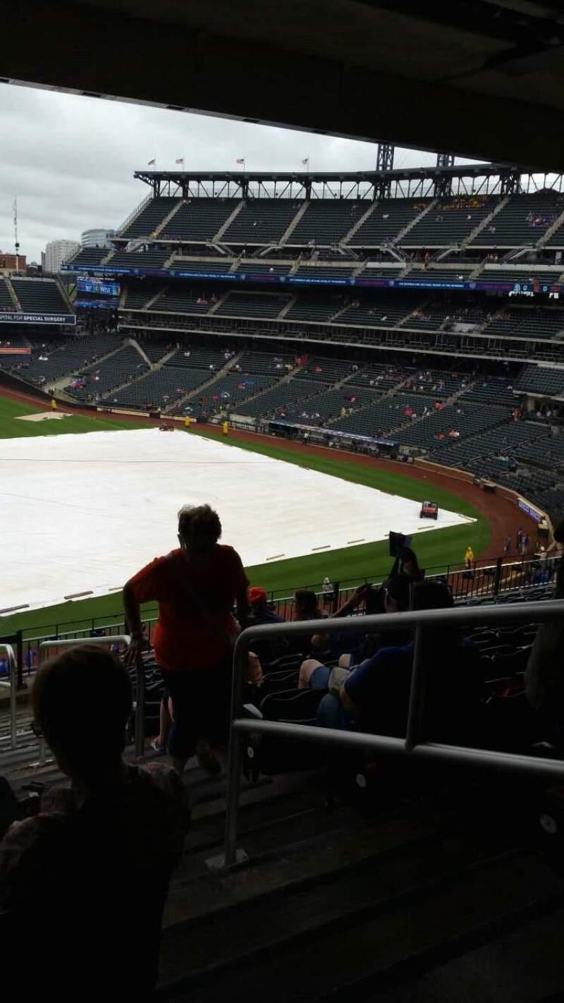 Citi Field, section: 329, row: 10, seat: 2