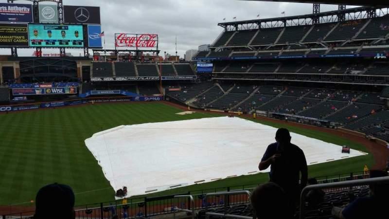 Citi Field, section: 329, row: 10, seat: 3