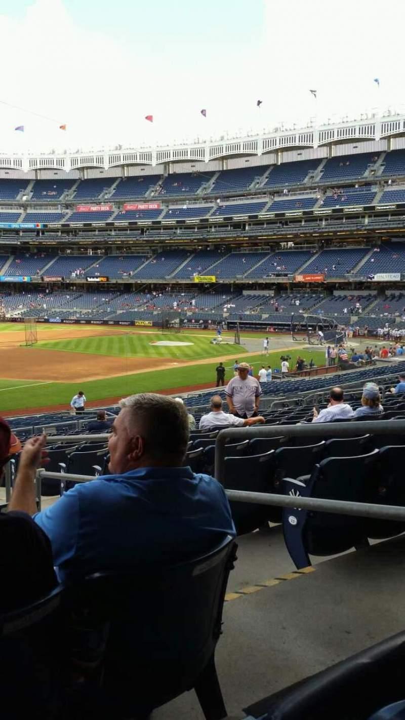 Madison Square Garden: Yankee Stadium, Section 128, Home Of New York Yankees, New