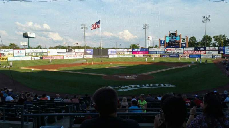 TD Bank Ballpark, section: 202, row: N, seat: 11