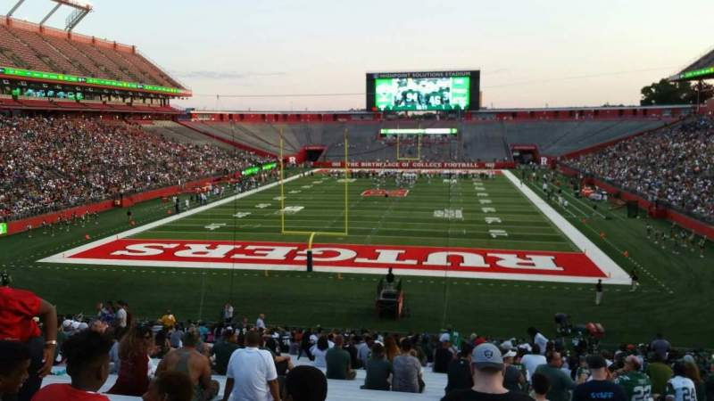 High Point Solutions Stadium, section: 115, row: 36, seat: 12