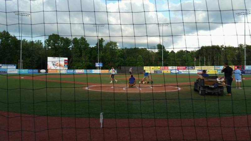 Seating view for Dutchess Stadium Section 106 Row A Seat 8