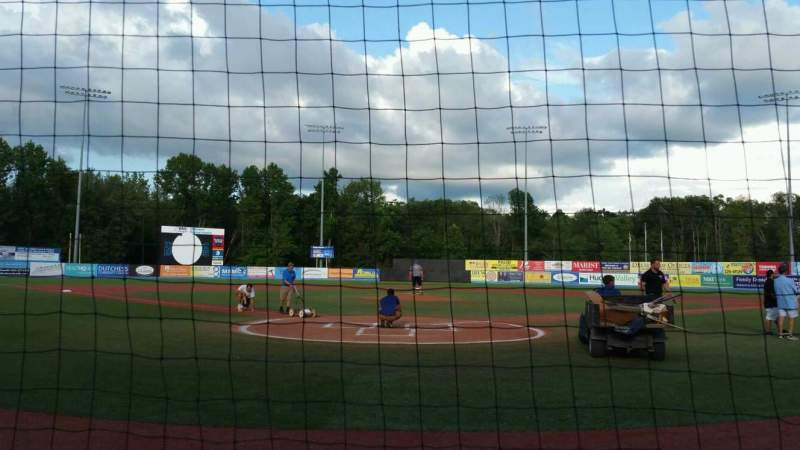 Seating view for Dutchess Stadium Section 106 Row A Seat 10